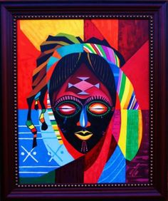 african mask paintings | african-mask.JPG