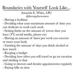 with ourselves are as important as boundaries with others keep the promises you make your yourself via Keep The Promise, Journaling, Self Care Routine, Life Advice, Self Development, Personal Development, Best Self, Self Improvement, Self Help