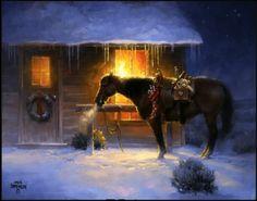 Jack Sorenson Paintings - The American West