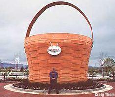 1000 images about baskets on pinterest wire baskets Longaberger basket building for sale