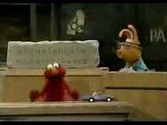 Elmo has a nervous breakdown (NSFW)