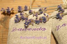 """Tea"" lavender sachets"