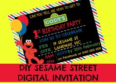 In this blog post, I will be showing you how to make a simple but cuteSesame Street digital invitation. And the best part is that it is FREE and comes with a step by step video tutorial to show you how to make it. These invitations are great to send out to your friends and …