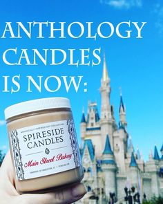"""Introducing our brand new name: Spireside! Our first product line is Spireside Candles - the exact same Anthology Candles that you've come to know and love just with a new name  We have more products on the way and can't wait to share those a little later this year!  So why Spireside? Everything we do is """"inSPIREd"""" by a place a story or a character and the one thing they all have in common is a castle. In our opinion the most iconic parts of a castle are its spires. Our candles help you…"""