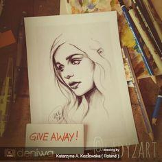 Art Gallery: Portrait Drawing