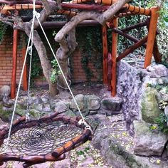 Tree Swings for Adults | Jungle Gyms Designs& Prices Swings Tree Houses Slides Furniture Houses ...