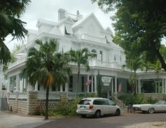 The Curry Mansion Inn, Key West, Florida