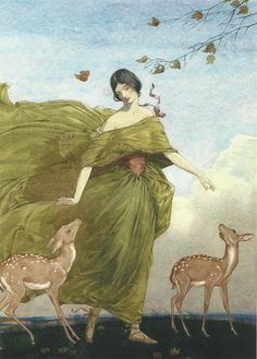 "Stanilaus Soutten Longley (1894-1966), ""Autumn"""