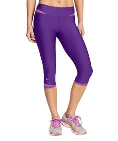 Another great find on #zulily! Pride HeatGear® Sonic All-In-One Capri Leggings by Under Armour® #zulilyfinds
