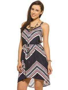 BeBop Chevron Dress
