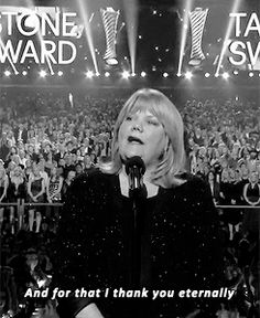 Taylor Swift Was Presented With An Award By Her Mother And Her Speech Will Give You The Feels