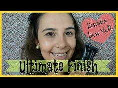 RESENHA NOVA BASE VULT ULTIMATE FINISH - YouTube