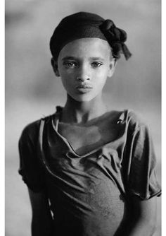 Serge Anton Young ethiopian