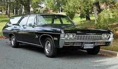 '68 Impala 427 powered station wagon