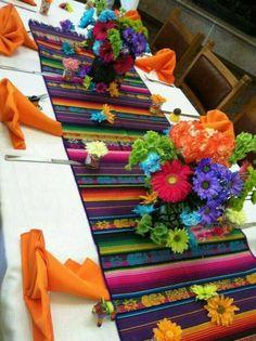 Centros de mesa mexicano