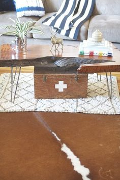 Easy DIY Upgrade: Paint a Swiss Cross on It