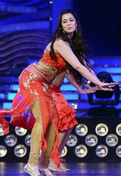 Charmi hot hip