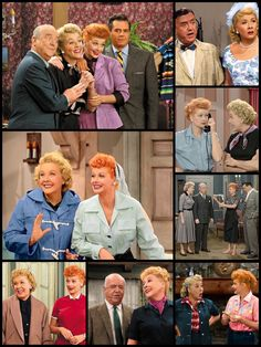I love Lucy Lucy, Ricky, Ethel and Fred. I Love Lucy Episodes, Lucy And Ricky, Lucy Lucy, William Frawley, I Love Lucy Show, Vivian Vance, Lucille Ball Desi Arnaz, Idole, Old Tv Shows