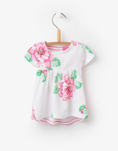Chicken and Chicks Breathable Sweat-Absorbing Cotton Tee T-Shirts Shirts with Round Neck and Ruffles Casual Top for Toddlers Baby Girls Children Pink