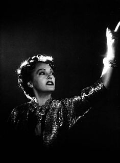 Gloria in Sunset Boulevard