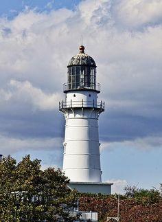Cape Elizabeth Lighthouse.