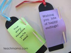 Love the saying....wishing you lots of happy endings. (Bookmark exchange on redditgifts)