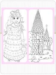 Digital stempel, HobbyScrap Disney Characters, Fictional Characters, Aurora Sleeping Beauty, Scrapbooking, Disney Princess, Art, Digi Stamps, Art Background, Kunst
