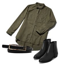 Pieces very usefull for fall and winter: STYLISTA