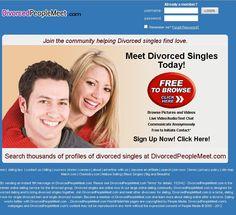 divorced people meet