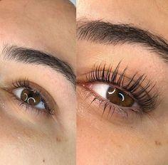 Longer Eyelashes, Long Lashes, Eyelash Lift And Tint, Eyelash Extensions Before And After, How To Grow Eyebrows, Natural Eyelashes, Tips Belleza, Cleanser, Eye Makeup