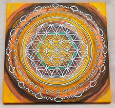 Personal Flower of life (from me for me :) )