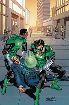 *High Grade* (W) Robert Venditti (A) Martin Coccolo (CA) Neal Adams Green Lantern faces off against Sonar and the forces of Modora in an explosive final showdown-but does Hal have enough will to stand
