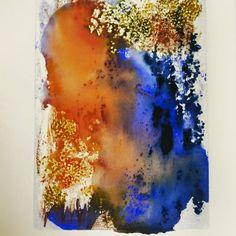 Rapture, 2015  Monoprint  Yolanda Cotton Turner  [Red Dot] Gelli Printing, Event Organization, Will Turner, Red Dots, Happenings, Printmaking, Fine Art Prints, Art Gallery, Workshop