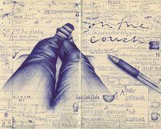 Andrea Joseph's sketchblog. Amazing.