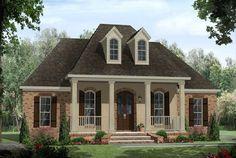 4 bedroom house plan pictures - HPG-2218C-1