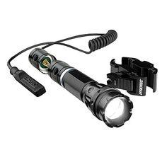 Nebo - 220 Lumens LED Firearm Light (3 AAA Batteries Included) iProtec by iProtec. Nebo - 220 Lumens LED Firearm Light (3 AAA Batteries Included) iProtec.