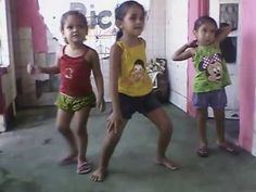 as três futuras meninas do bonde da maravilha: aluna de juliana silva (N...