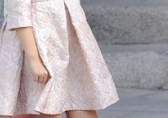 Los 'looks' de Letizia y sus hijas, al detalle