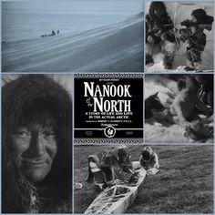 """Nanuk L'Eschimese"" di Robert Flaherty (1922) - USA"