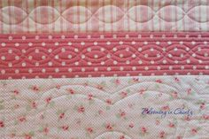Quilting by Rahna Summerlin