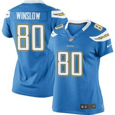 1000+ images about Kellen Winslow Jersey: Authentic Chargers ...