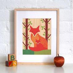 awesome foxy art!