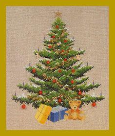 Absolutely gorgeous!! Feliz Natal: ARVORES DE NATAL
