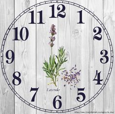 Dials-pictures for decoupage. Discussion on LiveInternet - Russian Service Online Diaries