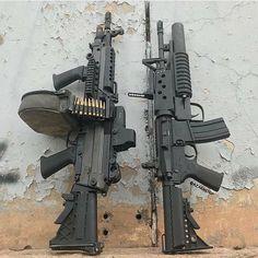 Military Weapons, Weapons Guns, Guns And Ammo, Armas Ninja, Custom Guns, Fire Powers, Cool Guns, Assault Rifle, Revolver