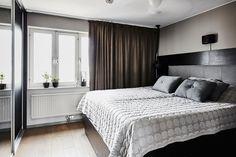 Bildresultat för takskena gardin Appartement Design, Duplex, Decoration, Studio, Bedroom, Furniture, Home Decor, Interior, House