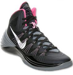 Nike Hyperdunk 2013 – Black – Grey – Pink