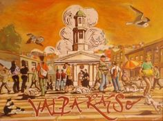 Photo S, Trip Advisor, Cartoon, Chile, Painting, Paintings, Parrot, Art, Painting Art