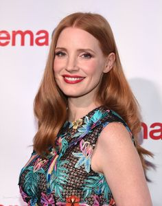 Mar 30 | CinemaCon 2017 - The CinemaCon Big Screen Achievement Awards - JCN-CinemaConBigScreenAchievement 085 - Jessica Chastain Network