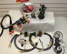 Single  Throttle  Turbo Mechanical Injection kit- 1000-1800 HP - Hilborn-Enderle #alkydigger